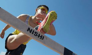 高田裕士選手 世界選手権標準記録突破のご報告