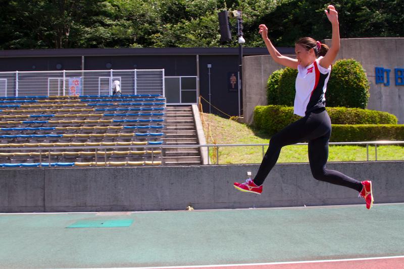 Number Web 「松岡修造のパラリンピック一直線!」に高田千明選手の記事が掲載されました。